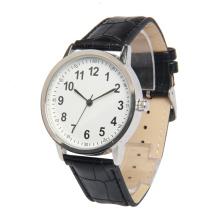Eingebrannte Customze Uhr / Quarzuhr OEM / hohe Qualität Quarzuhr