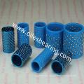 POM plastic brass ball cage bearing,hot sell FZP retaining ball bushing,guide ball bush China factory