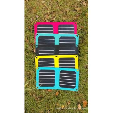 ETFE Semi Flexible Mono Panneau solaire 6.5W / Panneau solaire flexible avec une qualité supérieure