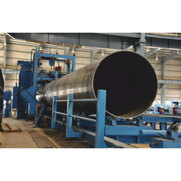 Spiral Welded hollow wall wound pipe production line