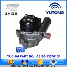 bomba de agua de piezas de motor yuchai A3100-1307010F