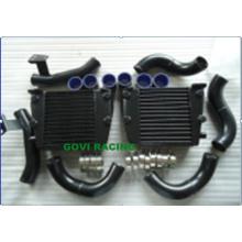 Замена промежуточного охладителя воздуха для Nissan Skyline Gt-R R35