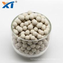 China supplier 3-50mm ceramic alumina ball 23%-26% Al2O3 inert ceramic ball support media