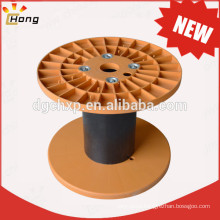 plastic spool for electric cable wire shipping