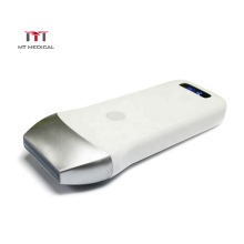 4G/5G Wifi handheld portable Wireless ultrasound linear probe scanner working on iPhone & iPad & Android Phone