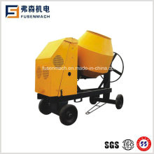 400L Mobile Concrete Mixer with Diesel Engine (FSMX100)