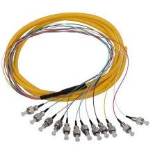 St Sm 12cores 9/125 Faseroptik Zopf in der Telekommunikation