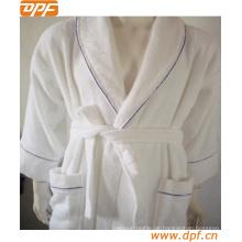 Superweiches Plüsch Bademantel Fleece SPA Robe Made in China
