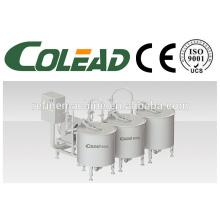 Máquina de lavar de cesta de plástico de venda quente / máquina de lavar de vegetais / máquina de lavar de cesta comercial