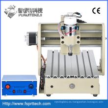 Enrutador CNC de 300W para procesamiento de carpintería con Ce (CNC3020T)