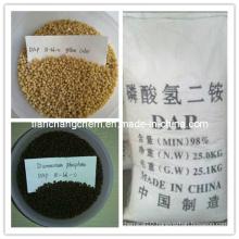 DAP Fertilizer 18-46-0 (Total P2O5: 46%) DAP