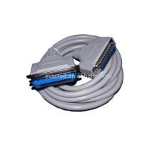 Cable de impresora DB25M a CEN36M (2015)