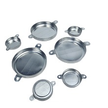 200L Waterproof Seal Cover Tin Drum Cover Can Be Customized Printing Iron Drum Seal Cover