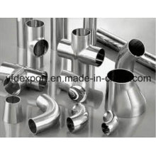 Polished Sanitary Stainless Steel Welded Pipe Fittings