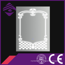 Jnh248 Ванная комната зеркала декоративные Настенное зеркало СИД с узорами с видом на север