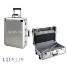 neue Ankunft--Luxus starke & tragbaren Aluminium Gepäck Großhandel Hersteller