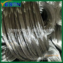 Good quality Galvanized wire /galvanized iron wire /16gauge Electro Galvanized Iron wire