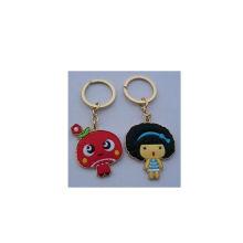 Key Ring for Girls, Cartoon Image Keychain (GZHY-KA-087)