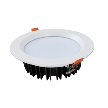 Dispositivo elétrico Recessed conduzido branco morno do retrofit SMD Downlight