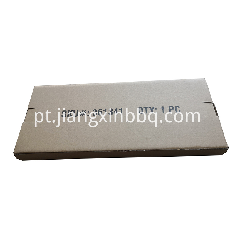 Ceramic Briquettes With Ss Tray Package