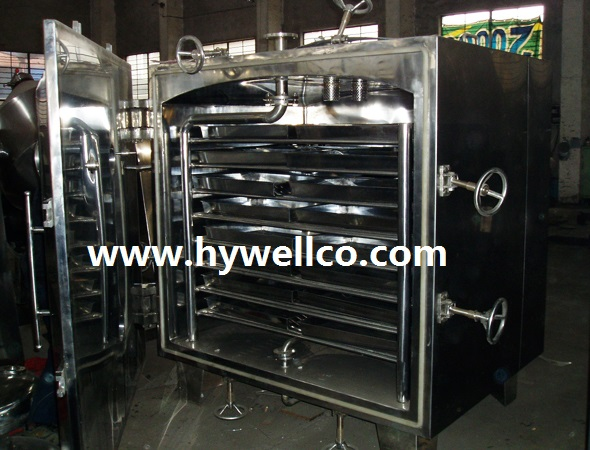 Vacuum Dryer Machinery