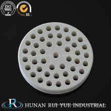Placas refractarias de alto contenido de alúmina de productos cerámicos