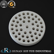 Parte refratária alta das placas da alumina dos produtos cerâmicos