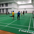 Pavimenti in badminton in vinile PVC