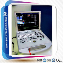 Dawei DW-C60 PLUS color doppler ultrasound scanner PW and 3D function