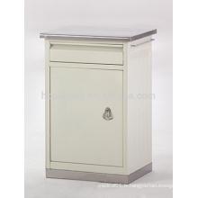 Au-dessus de l'armoire en acier inoxydable top et base D-6