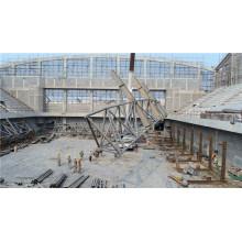 Сейсмостойкие Стальная Структура Ферменной Конструкции/Сталь Быстровозводимое Здание