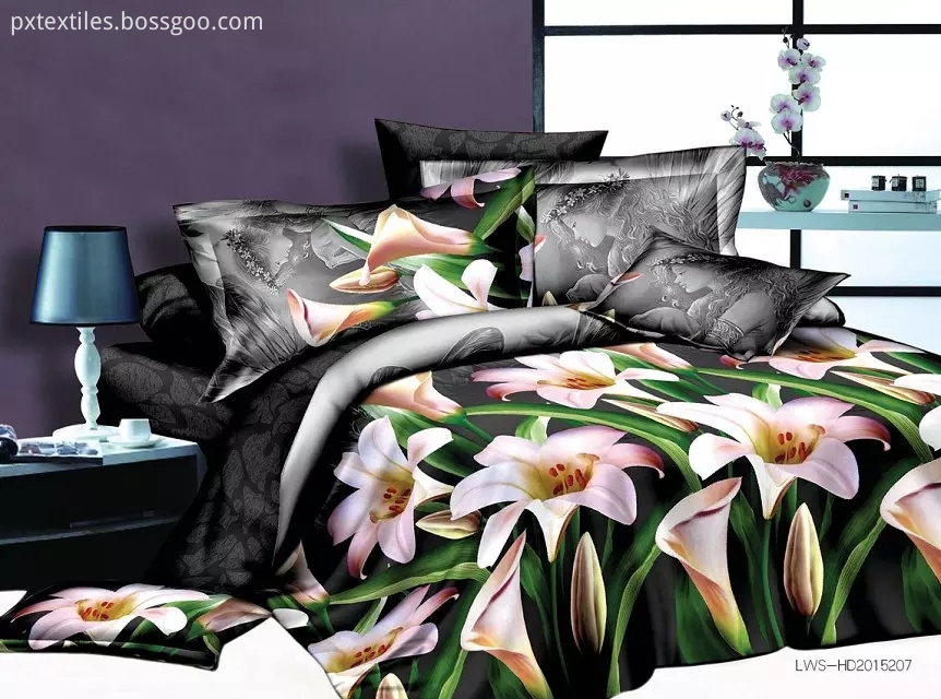 Microfibre Bed Sheets Fabric