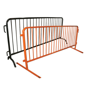 Hot-Dipped Galvanized Iron Temporary Traffic Barricade