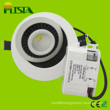 Head Adjustable 7W LED Down Light