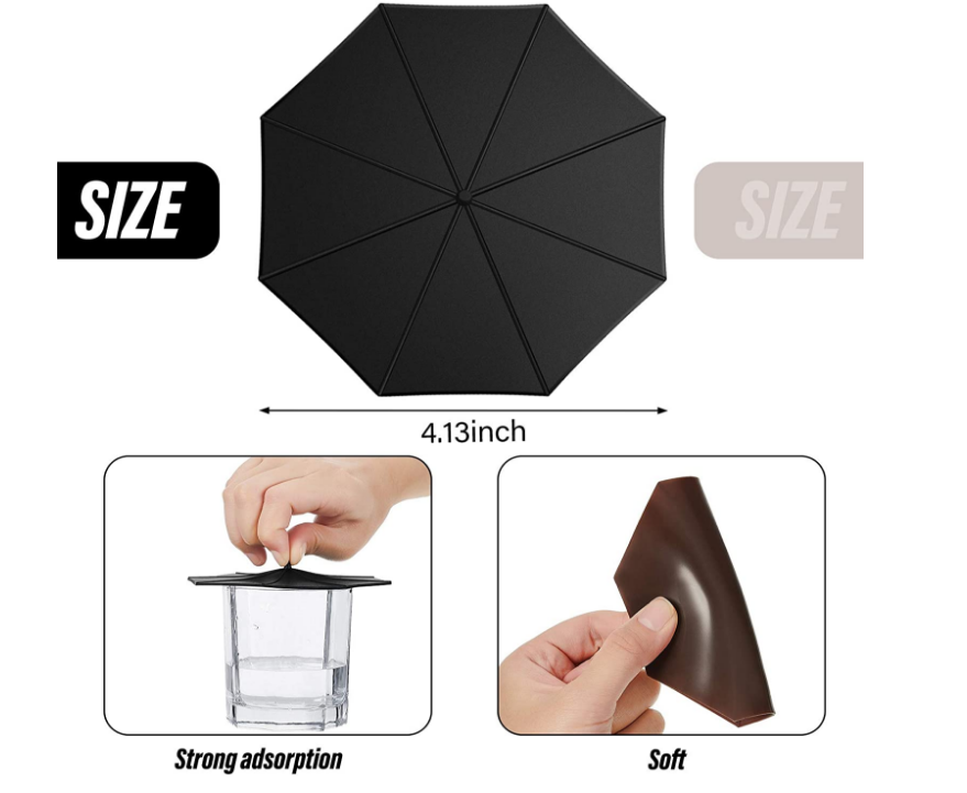 Silicone Drink Cup Lid