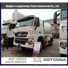 2015 Novo Modl HOWO 6X4 T7h caminhão de mistura
