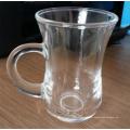 Caneca de cerveja do Tumbler do vidro do sorriso Copo do copo de chá