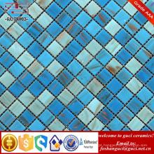 China fornecimento bule Hot melt mosaico para piscina barato telha