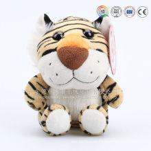 Disfraz de cabeza de tigre amarillo cabeza grande personaje de dibujos animados para bebé hecho en China