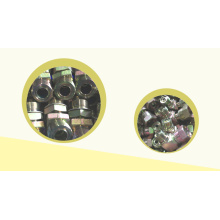 Hidráulica Acessórios de Tubos de Solda de Aço Inoxidável