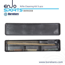 Borekare 5-PCS Hunting Gun Cleaning Rifle Kit/Cleaner