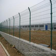PVC-beschichtetes geschweißtes Metall-Fechten mit Rahmen
