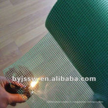 Maille en fibre de verre ignifuge
