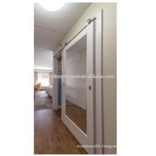 Hampton Inn Mirror Sliding Barn doors
