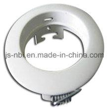 De metal de fundición de vivienda de fábrica de China con pintura blanca