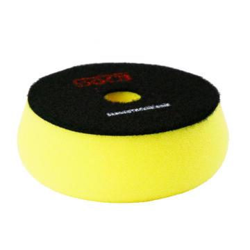 Kit tampons de polissage de voiture jaune 3 ''
