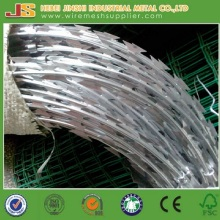 Galvanized Concertina Razor Barbed Wire From Factory