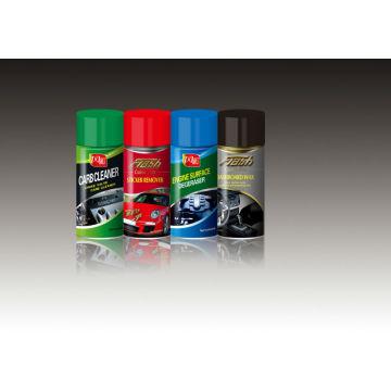 Proteja os produtos do motor (Limpador de Carburador, Desengraxador de Motor, Lubrificante Anti-ferrugem)