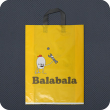 Colorful Plastic Promotional Shopping Bag