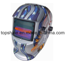 PP Professional Standard Chemical Face CE Safety Protective Welding Mask